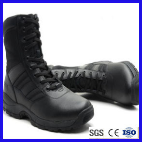 High Quality Fashionale Unisex Police Tactical Army Boots (SYSG-1801) pictures & photos