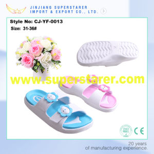 EVA Kids Slipper, Fancy Slippers Girls, Fashion Children Fancy Slippers pictures & photos