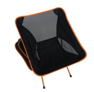 Portable Folding Aluminium Alloy Fishing Chair 600d Oxford Camping Chair pictures & photos
