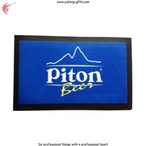 Nitrile Rubber Bar Mat Non Woven Bar Mat (YH-BM025) pictures & photos