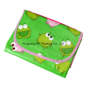Promotional Environmental Children Foldable Carrying Picnic Beach Mat pictures & photos
