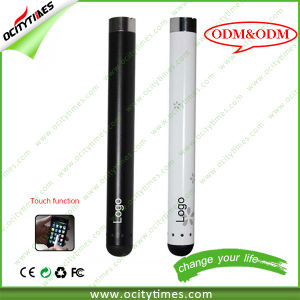 Ocitytimes Nice OEM ODM Packaging 280mAh E Cigarette 510 Bud Touch Battery pictures & photos