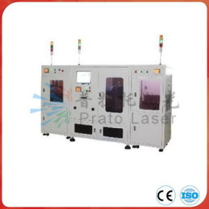 Green Laser Marking Machine for Glass pictures & photos