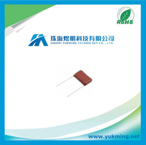 Plastic Polypropylene Film Capacitor Ecqe6474kf pictures & photos