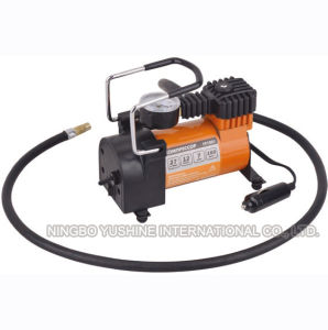 Metal Car Tire Air Compressor with Fast Pumping pictures & photos