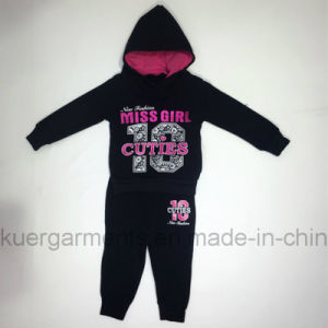 Kids Style Long Sleeve Sports Suit Children Clothing pictures & photos