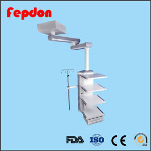 Electrical Ceiling Single Medical Pendant with Ce (HFP-DD240 380) pictures & photos