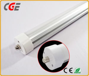 2017 New High Lumens 2.4m T8 LED Light Tube for Factory Lighting Reliable Quality, Cheap Price, Energy-Saving Lamps Replacement pictures & photos