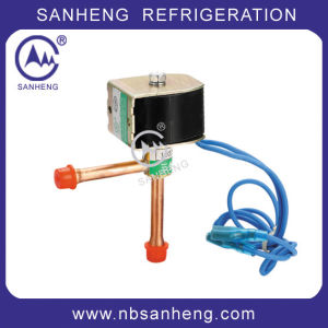 Mini-Flow Solenoid Valve Used for Adjusting The Defrost Fdf-2A Solenoid Valve pictures & photos