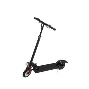 36V Samsung Battery and Hub Motor Foldable Electric Scooter pictures & photos
