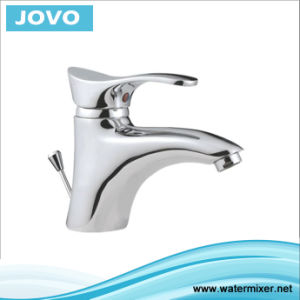 New Arrival Single Handle Basin Faucet&Water Mixer Jv73001 pictures & photos
