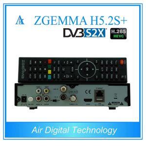 Multi-Stream Programme Zgemma H5.2s+ DVB T2/C + DVB S2X + DVB S2 pictures & photos