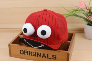 Hot Sales Cartoon Embroidery Cotton Children Baseball Hat Kids Cap pictures & photos