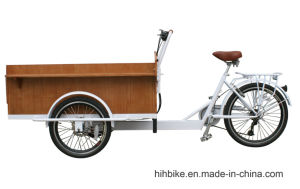 3-Wheel Pedal and Electric Bike pictures & photos