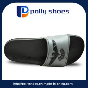 Hot Sale PU Men Slipper Washable Slipper Sandals 2017 pictures & photos