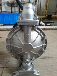 Stainless Steel Pump with Viton/PTFE Diaphragm pictures & photos