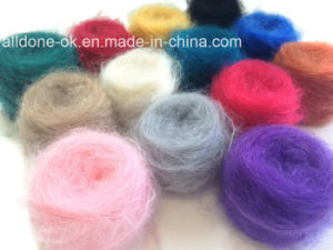 Novelty Mohair Knitting Acrylic Merino Wool Knit Baby Sweater Yarn pictures & photos
