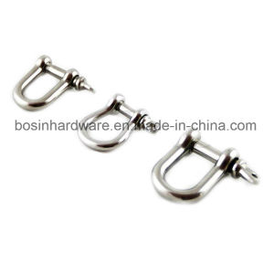 Stainless Steel U Shape Shackle pictures & photos