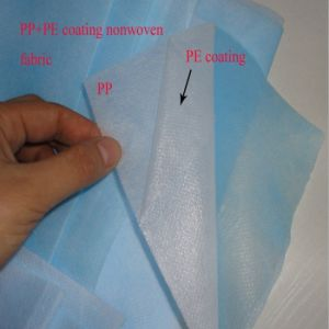 2.4m Production Line 3 Layer Laminate Non Woven Fabric pictures & photos