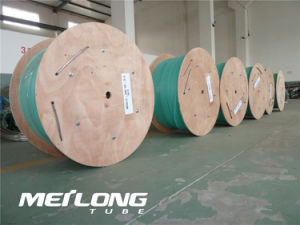 Incoloy 825 Downhole Hydraulic Control Line Coiled Tubing pictures & photos