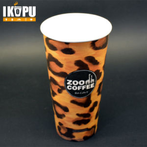 Single Wall Paper Coffee Cup with Lid pictures & photos