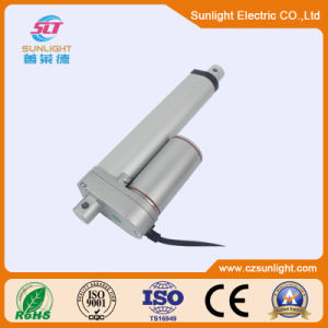12V 24V High Load Brush DC Electric Linear Actuator pictures & photos