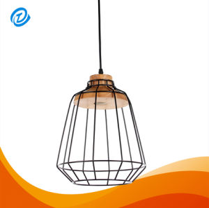Industrial Retro Living Room E27 Pendant Light pictures & photos