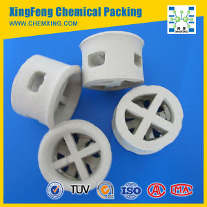 Ceramic Cascade Mini Ring Random Tower Packing for Drying and Absorption Tower pictures & photos