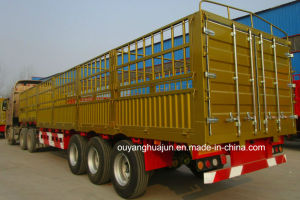 11 Meters Warehouse Column Semitrailer pictures & photos
