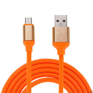 2.4A TPE Mobile Accessories Charging Charger Data Sync USB Cable pictures & photos