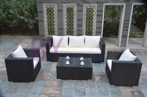 PE Rattan Sofa Set Garden Furniture Outdoor Sofa pictures & photos