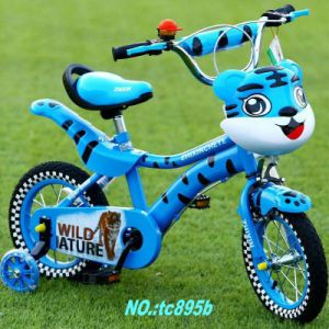 "12"" Blue New Tiger Child Bicycles From Hebei Factory pictures & photos"