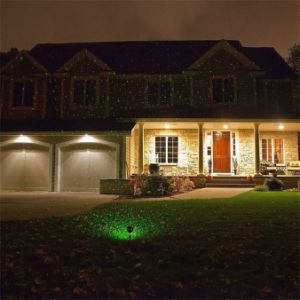 Outdoor Christmas Laser Lights IP65 Waterproof Laser Light Elf Garden Light pictures & photos
