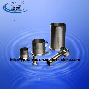 Stainless Steel Triclamp Hose Barb fitting pictures & photos