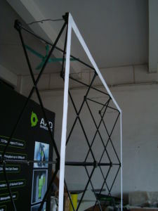 8′ Aluminum Display Booth for Trade Show pictures & photos