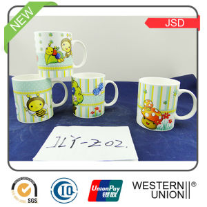 Newest Design Creative Ceramic Promotional Mugs for Daily Use pictures & photos