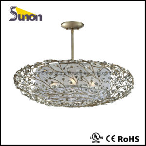 UL Listed Round Hanging Light Decorative Hotel Pendant Lamp Fixture for Indoor pictures & photos