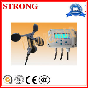 Wind Speed Sensor Anemometer Strong Wind Resistance Ability pictures & photos