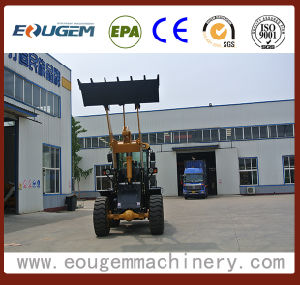 Eougem Gem636 Wheel Loader with Stronger Axle and Torque Converter pictures & photos