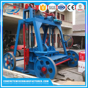 Hot Selling Full Automatic Concrete Brick Making Machine pictures & photos