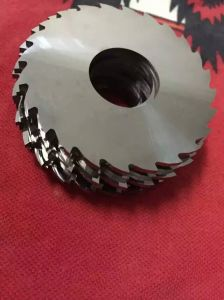 Solid Carbide Saw Blade pictures & photos