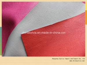 Fashion Design Saffiano Leather for Bag