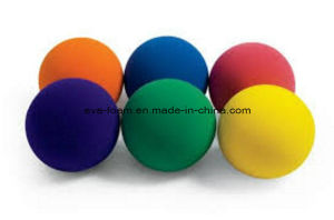 Gym Equipment EVA High Density Foam Double Massage Ball pictures & photos