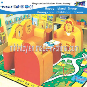 Children Furniture Small Sofa Table and Chair Set (HF-09801) pictures & photos