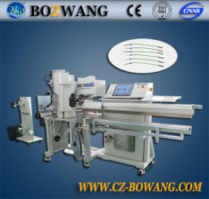 Double Ends Crimping Machine with Seal Threading pictures & photos