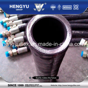 4sp, 4sh, R9, R12, R13, R15 Extra High Pressure Four and Six Wire Spiral Hose pictures & photos