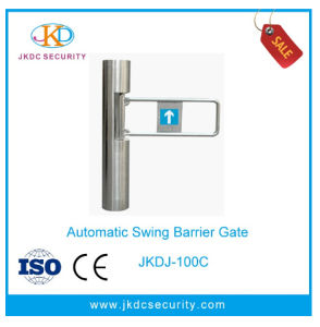 Variety of Card Readers Swing Barrier Gate pictures & photos