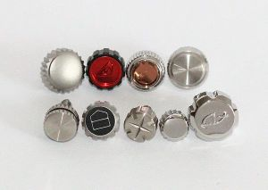 Stainless Steel Waterproof Screw Watch Crown Watch Parts pictures & photos