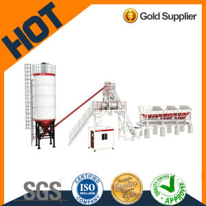 Sany Small and Flexible Mobile Concrete Batching Plant Best Price pictures & photos