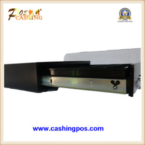 Stainless Front Panel POS Cash Drawer with Removable Insert HS-170b pictures & photos